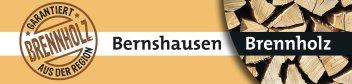Bernshausen Brennholz Logo